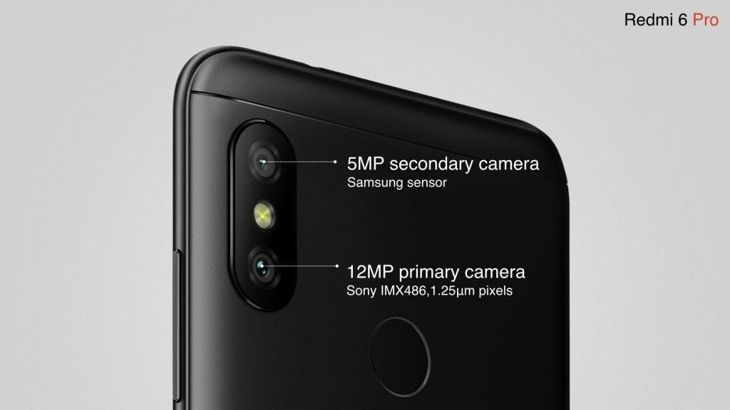 Xiaomi Redmi 6 Pro 3/32GB (black)